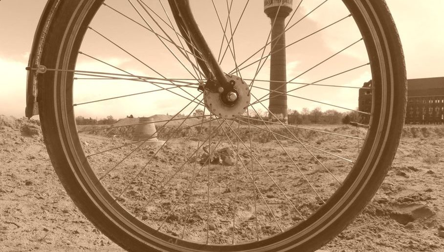 Rollt 200 Jahre Fahrrad